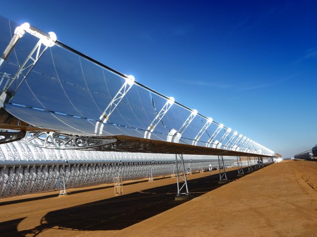 Solana, la planta solar de Abengoa Yield en Arizona, premiada en los 'Energy Storage North America Innovation Awards'