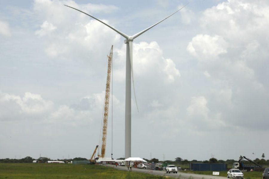 Centroamérica dice adiós al petróleo y usa energía eólica